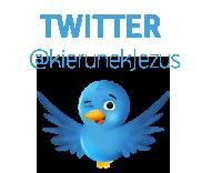 Twitter kierunek Jezus, twitter kierunekJezus, twitter kosciol , twitter kosciol milosci i mocy jezusa, twitter kosciol mocy